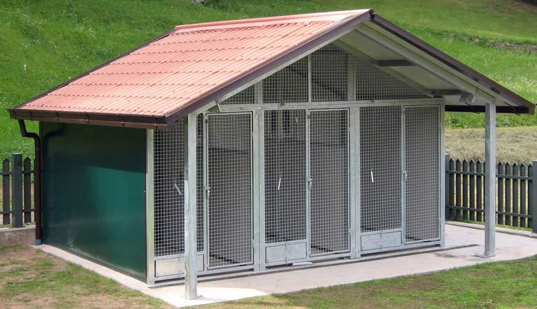 Box da giardino dogbox for Soluzioni per zanzare giardino