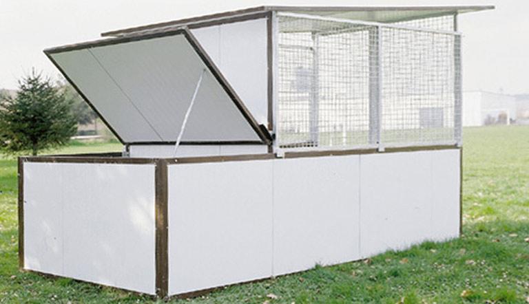 SOLUZIONI-BOX PER CANI EXPERIENCE - 001