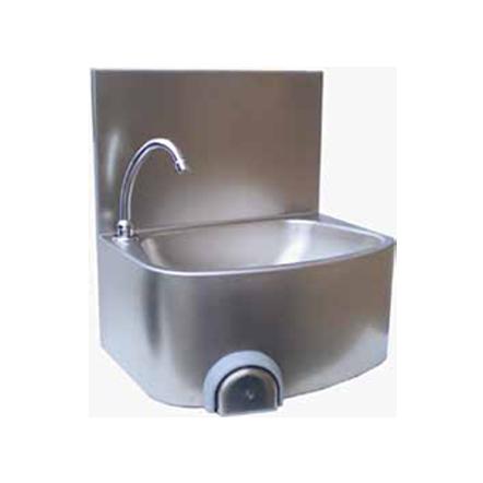 Arredi professionali dogbox for Lavandino acciaio