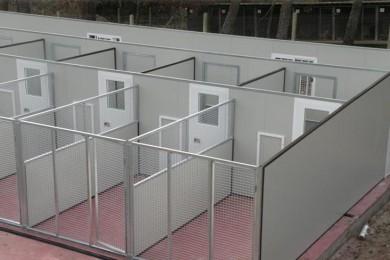 box prefabbricati per cani